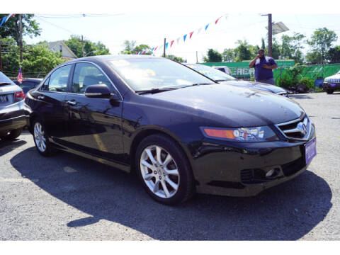 2008 Acura TSX for sale at MICHAEL ANTHONY AUTO SALES in Plainfield NJ