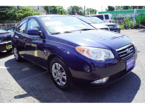 2009 Hyundai Elantra for sale at MICHAEL ANTHONY AUTO SALES in Plainfield NJ