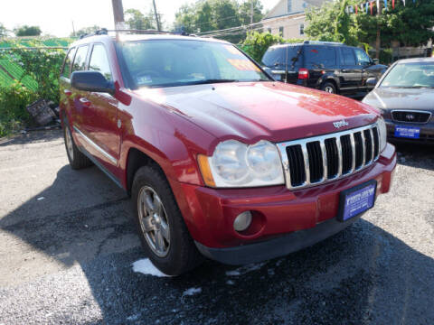 2006 Jeep Grand Cherokee for sale at MICHAEL ANTHONY AUTO SALES in Plainfield NJ