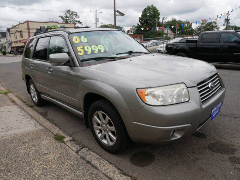 2006 Subaru Forester for sale at MICHAEL ANTHONY AUTO SALES in Plainfield NJ
