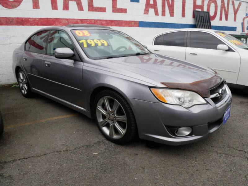 2008 Subaru Legacy for sale at MICHAEL ANTHONY AUTO SALES in Plainfield NJ