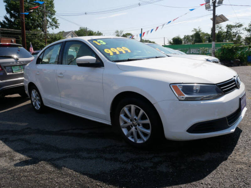 2013 Volkswagen Jetta for sale at MICHAEL ANTHONY AUTO SALES in Plainfield NJ