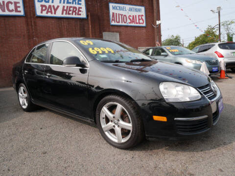 2009 Volkswagen Jetta for sale at MICHAEL ANTHONY AUTO SALES in Plainfield NJ