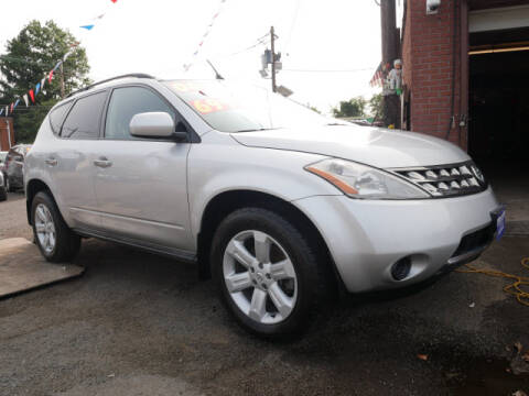 2006 Nissan Murano for sale at MICHAEL ANTHONY AUTO SALES in Plainfield NJ