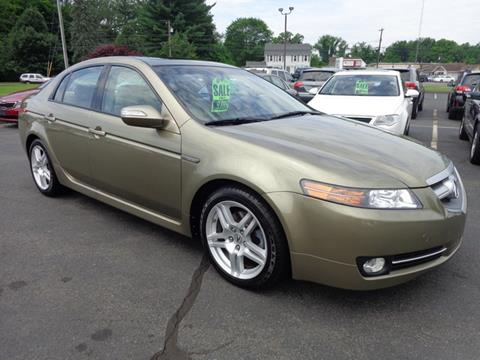 2008 Acura TL for sale in East Windsor, CT