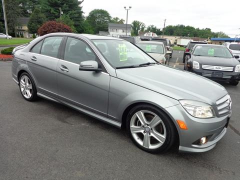 2010 Mercedes-Benz C-Class for sale in East Windsor, CT