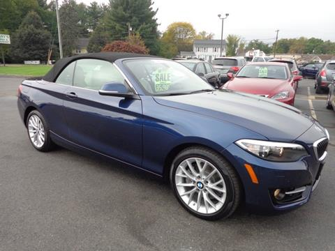 2016 BMW 2 Series for sale in East Windsor, CT