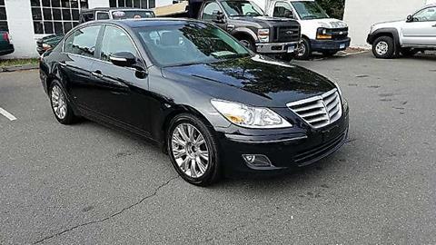 2010 Hyundai Genesis for sale in East Windsor, CT