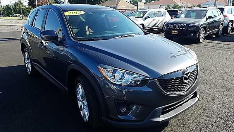 2013 Mazda CX 5 AWD Grand Touring 4dr SUV   East Windsor CT