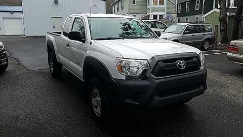 2015 Toyota Tacoma for sale in East Windsor, CT