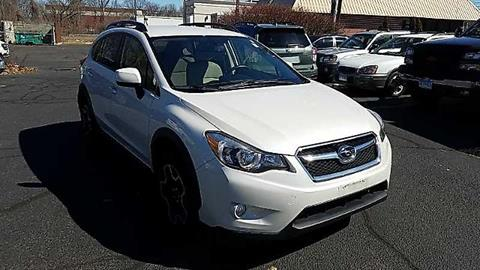 2013 Subaru XV Crosstrek for sale in East Windsor, CT