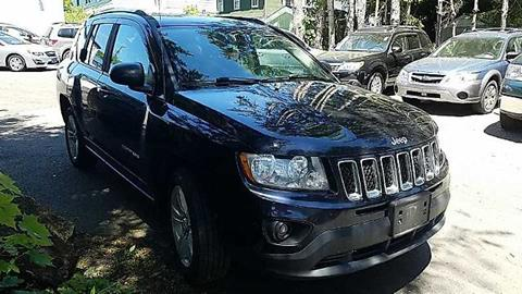 2011 Jeep Compass for sale in East Windsor, CT