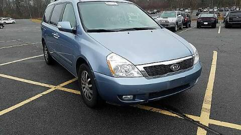 2011 Kia Sedona for sale at BETTER BUYS AUTO INC in East Windsor CT
