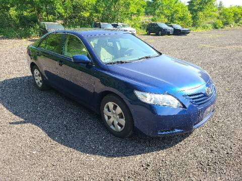 2007 Toyota Camry for sale at BETTER BUYS AUTO INC in East Windsor CT