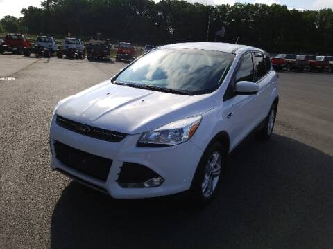 2015 Ford Escape for sale at BETTER BUYS AUTO INC in East Windsor CT