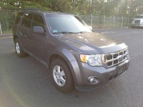 2012 Ford Escape for sale at BETTER BUYS AUTO INC in East Windsor CT