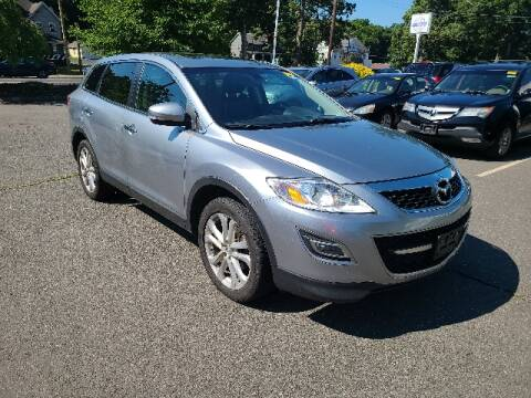 2011 Mazda CX-9 for sale at BETTER BUYS AUTO INC in East Windsor CT