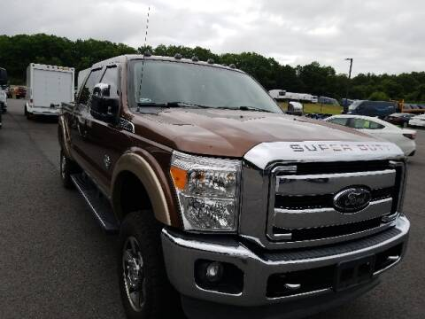 2011 Ford F-250 Super Duty for sale at BETTER BUYS AUTO INC in East Windsor CT