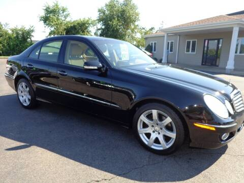 2008 Mercedes-Benz E-Class for sale at BETTER BUYS AUTO INC in East Windsor CT