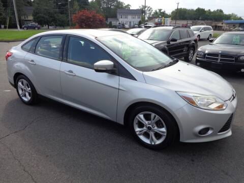 2014 Ford Focus for sale at BETTER BUYS AUTO INC in East Windsor CT