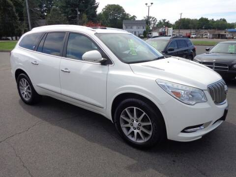 2014 Buick Enclave for sale at BETTER BUYS AUTO INC in East Windsor CT