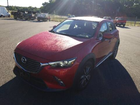 2016 Mazda CX-3 for sale at BETTER BUYS AUTO INC in East Windsor CT