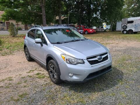 2014 Subaru XV Crosstrek for sale at BETTER BUYS AUTO INC in East Windsor CT