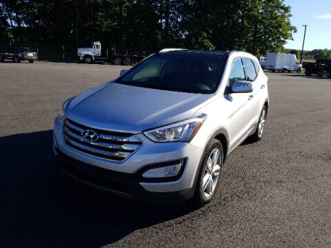 2015 Hyundai Santa Fe Sport for sale at BETTER BUYS AUTO INC in East Windsor CT