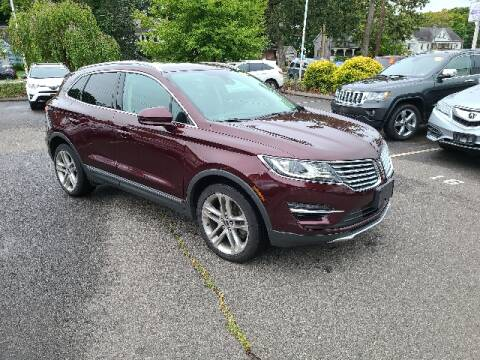 2017 Lincoln MKC for sale at BETTER BUYS AUTO INC in East Windsor CT