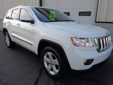 2011 Jeep Grand Cherokee for sale at BETTER BUYS AUTO INC in East Windsor CT