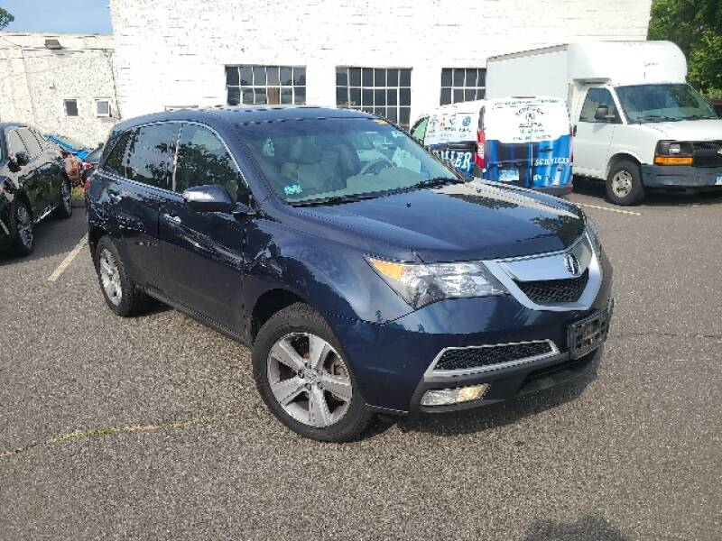 2010 Acura MDX for sale at BETTER BUYS AUTO INC in East Windsor CT