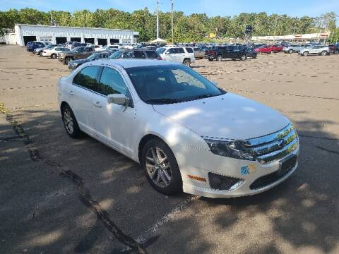 2011 Ford Fusion for sale at BETTER BUYS AUTO INC in East Windsor CT