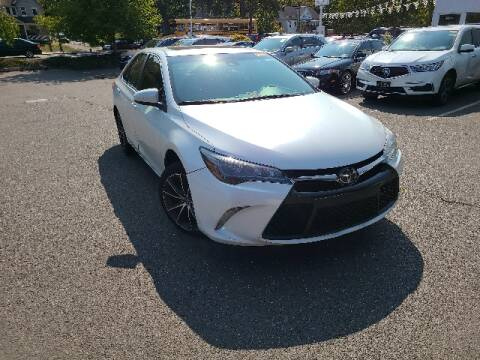 2015 Toyota Camry for sale at BETTER BUYS AUTO INC in East Windsor CT