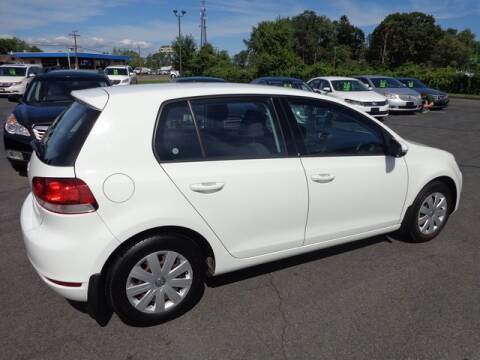 2011 Volkswagen Golf for sale at BETTER BUYS AUTO INC in East Windsor CT