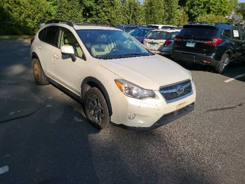 2013 Subaru XV Crosstrek for sale at BETTER BUYS AUTO INC in East Windsor CT