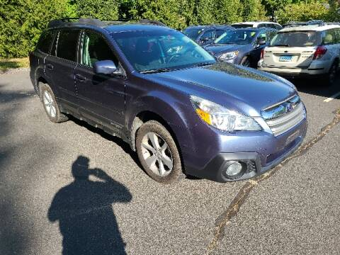 2013 Subaru Outback for sale at BETTER BUYS AUTO INC in East Windsor CT