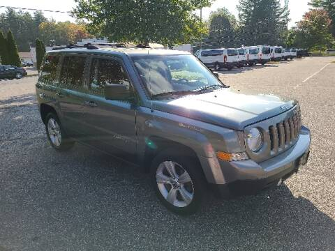 2013 Jeep Patriot for sale at BETTER BUYS AUTO INC in East Windsor CT