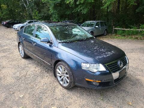 2008 Volkswagen Passat for sale at BETTER BUYS AUTO INC in East Windsor CT