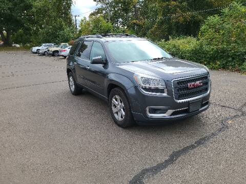 2013 GMC Acadia for sale at BETTER BUYS AUTO INC in East Windsor CT