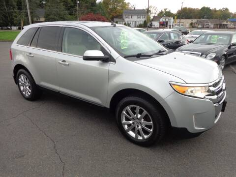 2011 Ford Edge for sale at BETTER BUYS AUTO INC in East Windsor CT