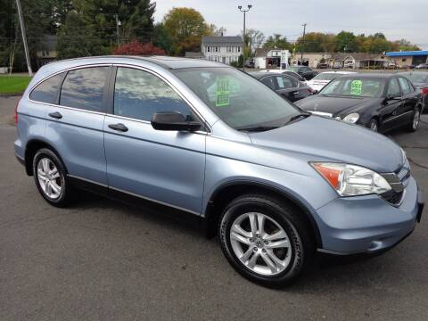 2010 Honda CR-V for sale at BETTER BUYS AUTO INC in East Windsor CT