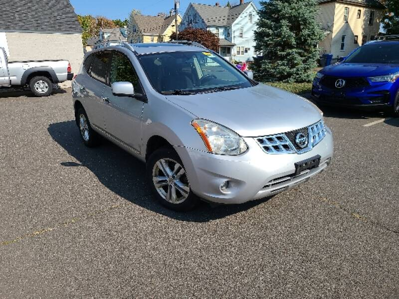2013 Nissan Rogue for sale at BETTER BUYS AUTO INC in East Windsor CT