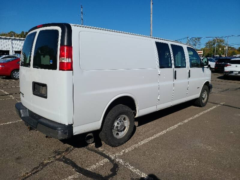 2013 Chevrolet Express Cargo for sale at BETTER BUYS AUTO INC in East Windsor CT