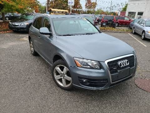 2012 Audi Q5 for sale at BETTER BUYS AUTO INC in East Windsor CT