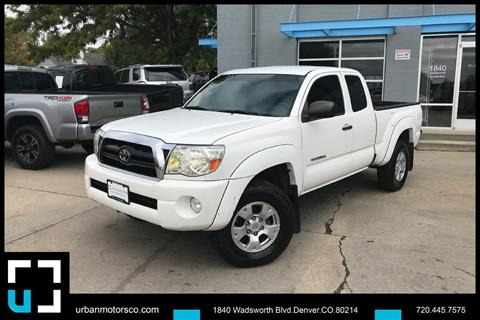 2008 Toyota Tacoma for sale in Denver, CO