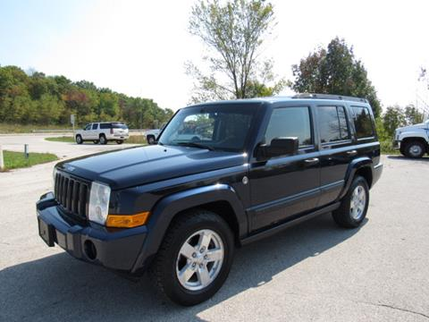 2006 Jeep Commander for sale in Random Lake, WI