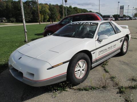 1984 Pontiac Fiero for sale in Random Lake, WI