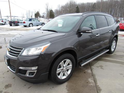 2013 Chevrolet Traverse for sale in Random Lake WI