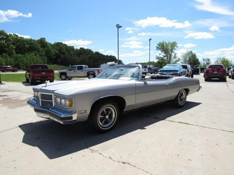 1975 Pontiac Grand Ville for sale in Random Lake, WI