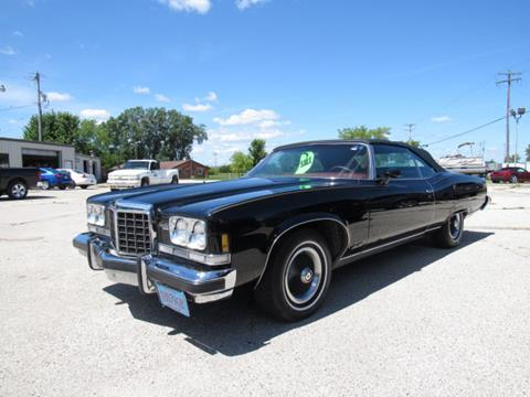 1974 Pontiac Grand Ville for sale in Random Lake, WI